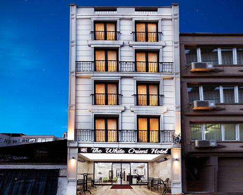 The White Orient Hotel